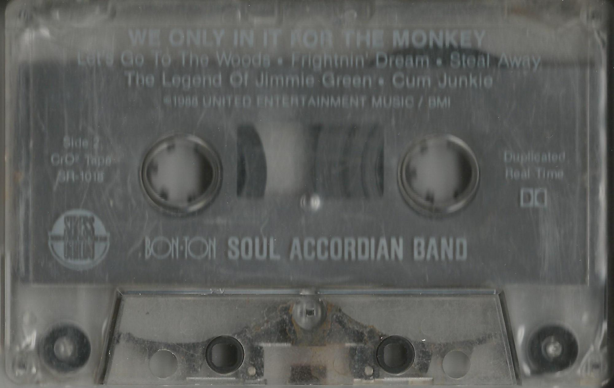 Bon Ton Soul Accordion Band Music